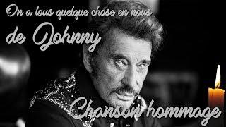 Chanson en hommage à Johnny Hallyday