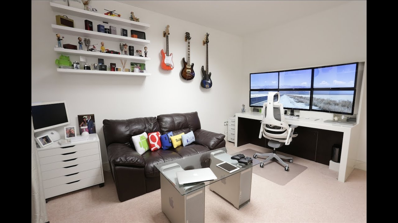 Ultimate Gaming Room Ultimate Room T...