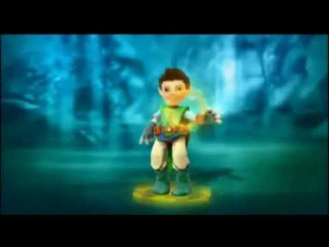 Tree Fu Tom Rap Cbeebies Youtube