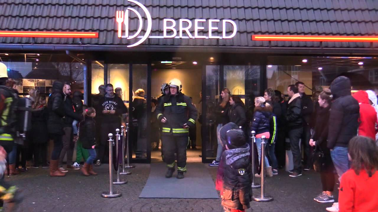 Wereldrestaurant Breed Leek Ontruimd Vanwege Brandgerucht Youtube