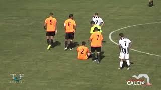 Serie D Girone D - Villabiagio-Trestina 3-0