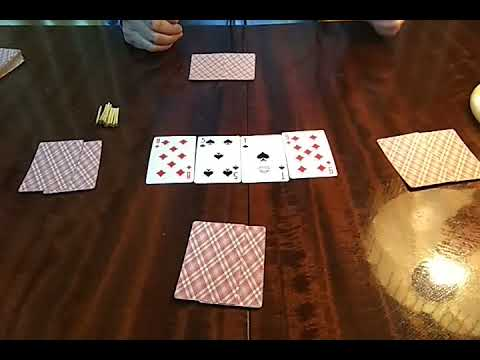Урок 104. Покер. Простой пример.