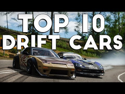 Forza Horizon 4 - Top 10 Best Drift Cars thumbnail