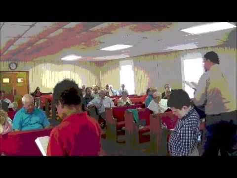 Singing South East Georgia Fellowship Meeting 2017
