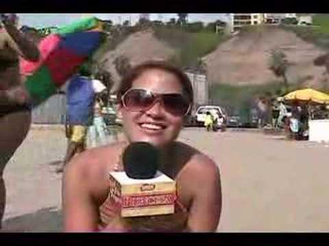 Viviana Montoya manda saludos con Princesa