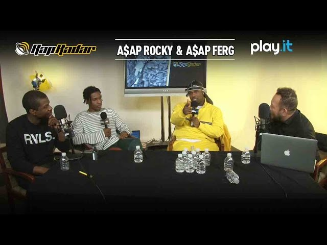 A$AP Rocky Speaks on Casanova 2X Looking Out For Him In Jail