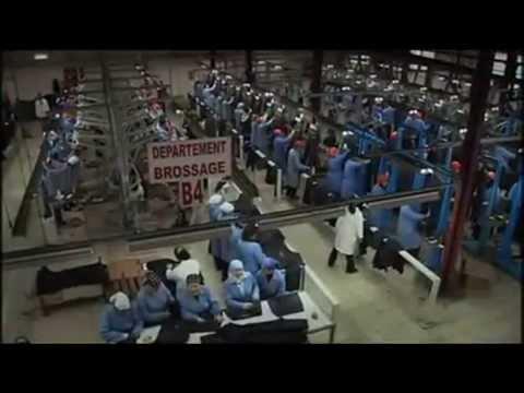 industrie de textile - RAS JEBEL