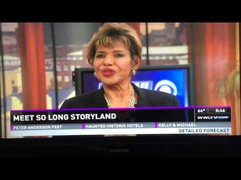 WWL interview of So Long Storyland