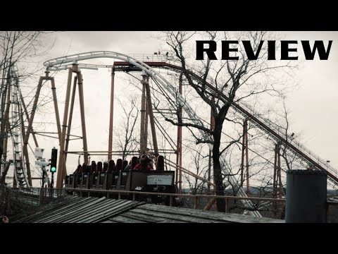 Powder Keg Review Silver Dollar City S&S Launched Coaster