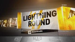 Cramer's lightning round: I'd buy Lithia Motors right here