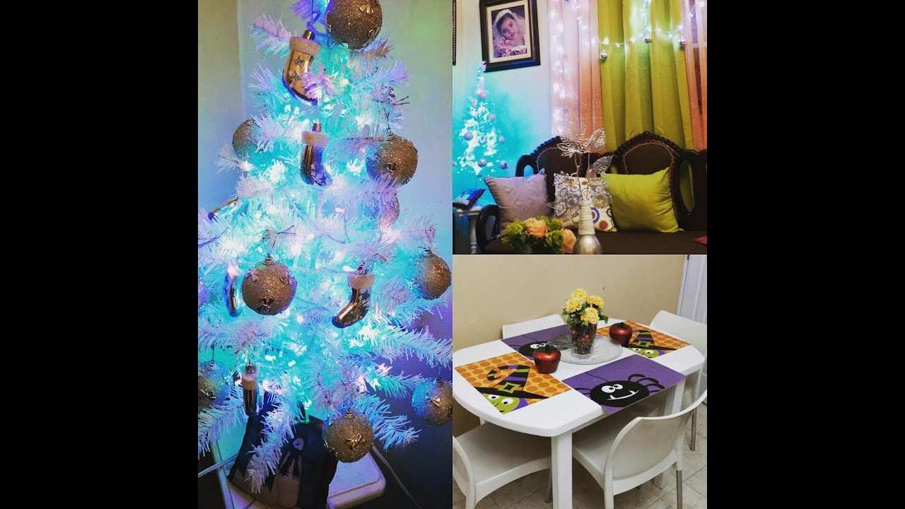 Decoraci n navide a sencilla d a lluvioso decorando mi - Decoracion navidena sencilla ...