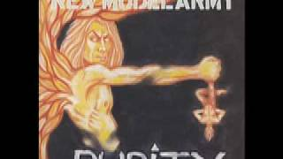 Watch New Model Army Purity video