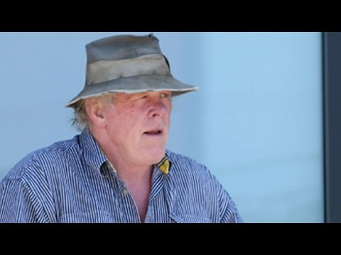 Aging Film Icon Nick Nolte Struggling With Health Issues