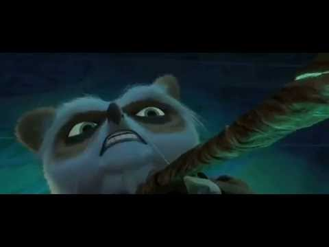 Kung fu panda shifu vs tai lung fight scene reversed - Kung fu panda shifu ...