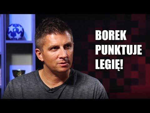 MATEUSZ BOREK ostro o piłkarzach Legii i nowym trenerze