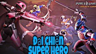 Siêu nhân - đại chiến - solo super hero