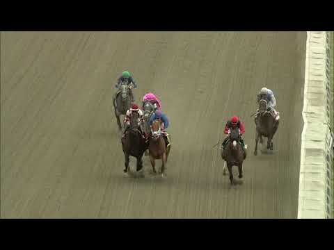 video thumbnail for MONMOUTH PARK 09-13-20 RACE 5 – THE REGRET STAKES