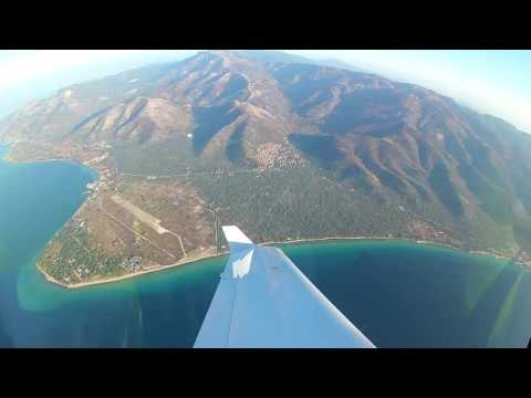 Flight Test in Greece - Aeronautical Engineering - University of South Wales