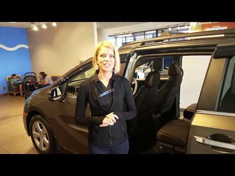 2019 Honda Odyssey from Kate Hughes with Tameron Honda