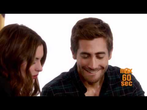 Max 60 Seconds: Jake Gyllenhal (Love & Other Drugs) (Cinemax)
