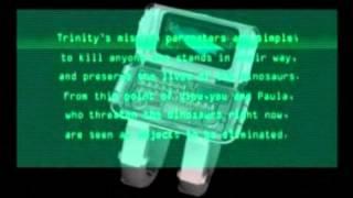 Dino Stalker [PS2 Game]