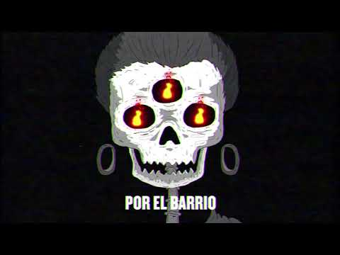 BLUNTED VATO · SUPERMAN SIN CAPA (TWERK EDITION) Video Lyrics by Biscarrita