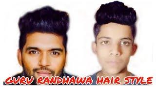How to add volume like guru randhawa// guru randhawa hair style //sahil khan make for smart
