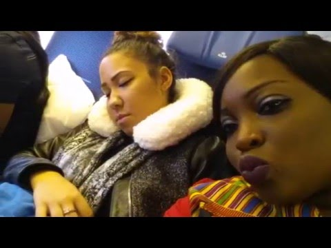 Nancy and friends Ghana trip 2015 2016 video Vblog #1