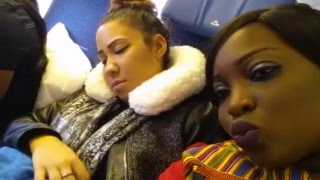 Nancy and friends Ghana trip 2015 2016 video Vblog #1