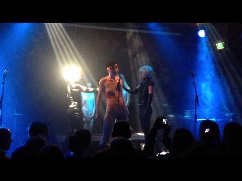 Grausame Töchter - Liebeslied für Dich - live at the 22.WGT 2013 Leipzig