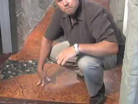Concrete Floors Baseboards