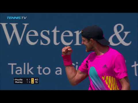 Highlights: Pouille Ousts Two-Time Champ Murray In Cincinnati 2018