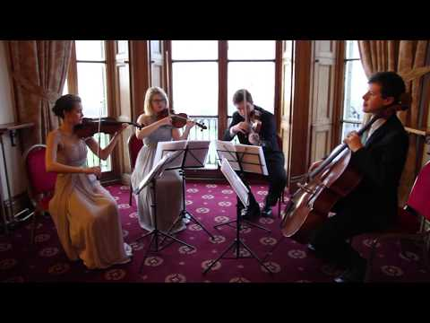 Rylands String Quartet Promotional Video