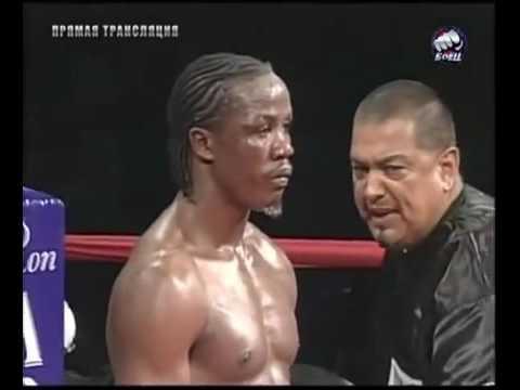 Box Talent Golovkin: Gennady Golovkin vs Kassim Oum
