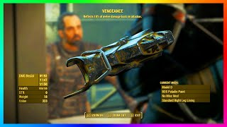 Fallout 4 - LEGENDARY Power Armor Location & Guide -