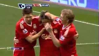 Лучший гол Фернандо Торреса за Ливерпуль!