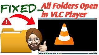 Fixed- How to fix Every Folders open in VLC Player | WINDOWS 7,8.1,10 | With Full Guidance in Hindi. screenshot 5
