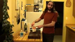 How to Seal an Endgrain Cutting Board