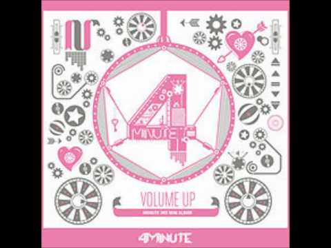 Volume Up - 4minute (Audio) [HD]