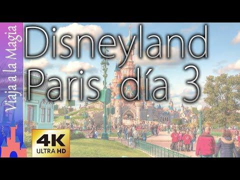 Viaje a Disneyland Paris Dia 3 | Encuentro con Viajeras Mágicas