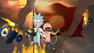 Download The Planet of the Snakes total War | Rick and Morty - Spacesnakes SE04 EP05
