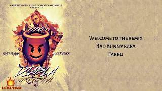 diabla- dab bunny ft farruco y lary over