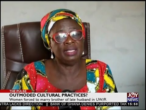 Outmoded Cultural Practices? - The Pulse on JoyNews (8-3-18)