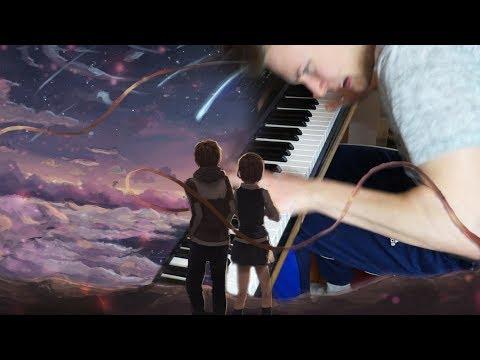 Kimi no Na wa (Your Name) - Kataware Doki &  Date【Piano Solo】