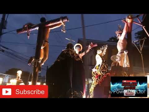 HOLYWEEK 2018 - Statue Of Jesus Moved Its Head   Procession in Plaridel, Bulacan Vlog#4