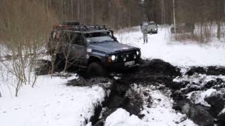 "Axles Volvo c 303, Patpol u60, Wheel  BFGOODRICH Mud-Terrain 37"""