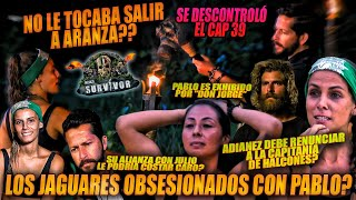 DON JORGE DESENMASCARA A PABLO, LOS JAGUARES OBSESIONADOS Y LA SALIDA DE ARANZA NO DEBIÓ SER ASÍ...