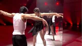 "Melanie & Tadd (SYTYCD 8) ""Where Do I Begin [Away Team Mix]"""