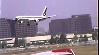 Plane Spotting at SNA (John Wayne-Orange County)