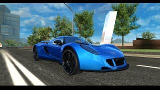 Asphalt 8 -  Venom GT (Barcelona) 59.996